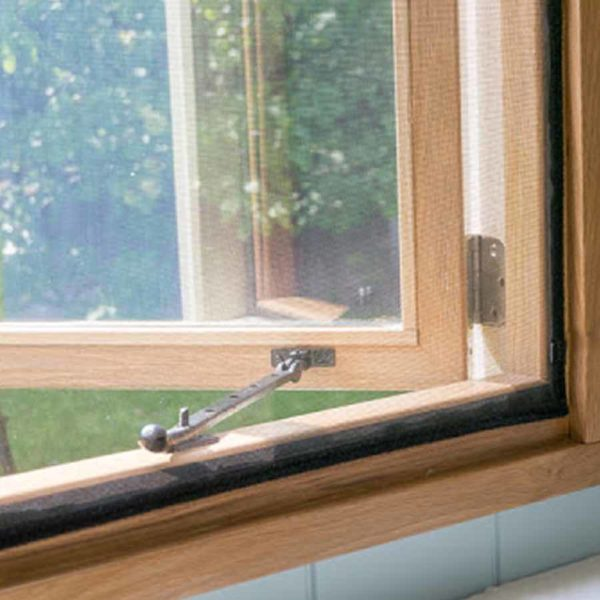 diy velcro window screen